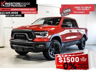 New 2021 RAM 1500 Rebel for sale in Kingston, ON