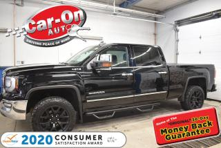 Used 2017 GMC Sierra 1500 SLT 6.2L | LEATHER | SUNROOF | NAVIGATION for sale in Ottawa, ON