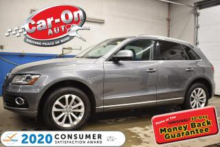 Used 2017 Audi Q5 PROGRESSIV | PANO ROOF | NAVIGATION | SMART KEY for sale in Ottawa, ON