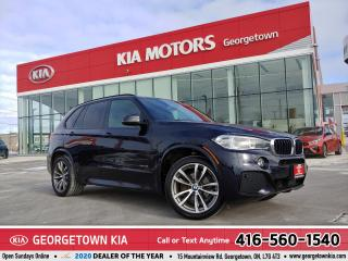 Used 2015 BMW X5 xDrive35i | LTHR | NAV | PANO ROOF | HUD | BU CAM for sale in Georgetown, ON