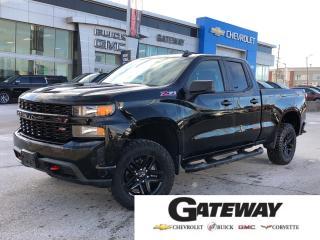 Used 2019 Chevrolet Silverado 1500 Custom Trail Boss for sale in Brampton, ON