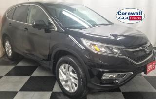 Used 2016 Honda CR-V EX One Owner, Clean CarFax, Heated Seats for sale in Cornwall, ON