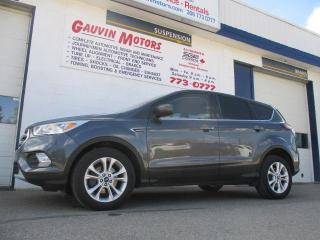 Used 2017 Ford Escape SE, Loaded,  Hard to Beat This Price for sale in Swift Current, SK