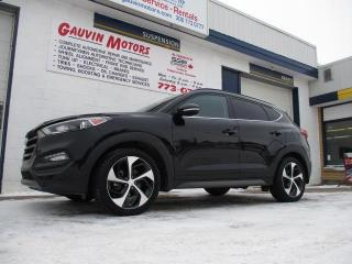 Used 2016 Hyundai Tucson Limited for sale in Swift Current, SK