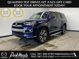 Used 2017 Toyota 4Runner Limited for sale in Sherwood Park, AB