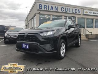 Used 2019 Toyota RAV4 LE  - Low Mileage for sale in St Catharines, ON