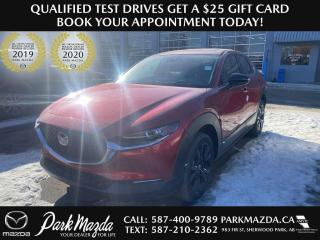 New 2021 Mazda CX-3 0 GT Turbo for sale in Sherwood Park, AB