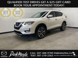 Used 2020 Nissan Rogue SL AWD for sale in Sherwood Park, AB