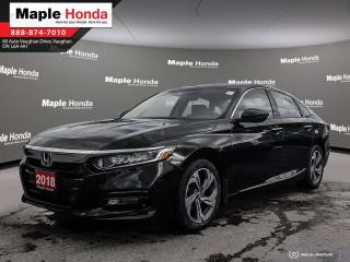 Used 2018 Honda Accord EX-L for sale in Vaughan, ON