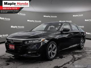 Used 2018 Honda Accord EX-L| Lane Watch Camera| Remote Starter for sale in Vaughan, ON