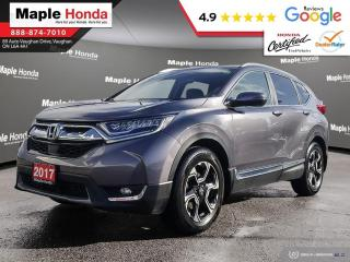 Used 2017 Honda CR-V Touring for sale in Vaughan, ON