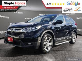 Used 2017 Honda CR-V EX-L for sale in Vaughan, ON