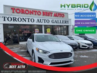 Used 2019 Ford Fusion Hybrid ENERGI|SEL|NO ACCIDENT|ONEOWNR|LEATHER|NAV|ADPITVECRUISECTRL for sale in Toronto, ON