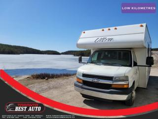 Used 2005 Gulfstream Conquest Ultra SE Class C MOTORHOME NO ACCIDENT! LOW KILOMETRES! for sale in Toronto, ON