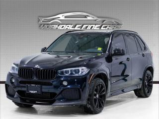 Used 2017 BMW X5 M performance, Intelligent Safety, 360 Cam, No Accident for sale in Concord, ON