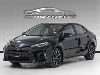 Used 2018 Toyota Corolla Camera, Roof, Heated Seats, Bluetooth for sale in Concord, ON