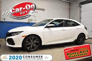Used 2017 Honda Civic Sport w/Honda Sensing | Sunroof | Remote Starter for sale in Ottawa, ON