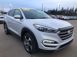 Used 2016 Hyundai Tucson Premium w/HSW for sale in Charlottetown, PE