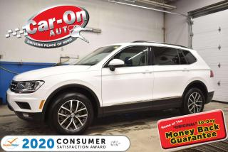 Used 2020 Volkswagen Tiguan 4MOTION | LEATHER | SUNROOF | POWER LIFTGATE for sale in Ottawa, ON
