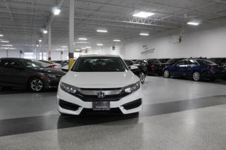 Used 2016 Honda Civic LX NO ACCIDENTS I REAR CAM I HEATED SEATS I POWER OPTIONS for sale in Mississauga, ON