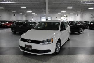 Used 2014 Volkswagen Jetta MANUAL I POWER WINDOWS for sale in Mississauga, ON