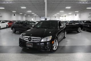 Used 2009 Mercedes-Benz C-Class C300 4MATIC I LEATHER I SUNROOF I HEATED SEATS I AS IS for sale in Mississauga, ON