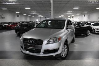 Used 2007 Audi Q7 PREMIUM QUATTRO I NAVIGATION I REAR CAM I HEATED SEATS I DVD for sale in Mississauga, ON