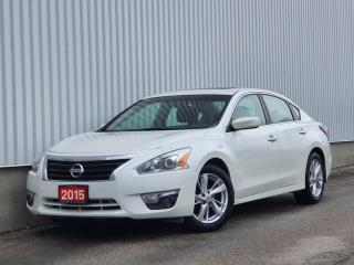 Used 2015 Nissan Altima Navi|Blind Spot|NO ACCIDENT for sale in Mississauga, ON
