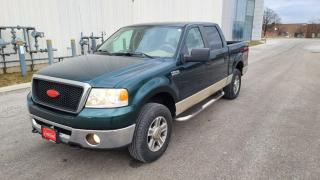 Used 2007 Ford F-150 4WD SUPERCREW for sale in Mississauga, ON