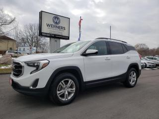 Used 2018 GMC Terrain SLE AWD Diesel for sale in Cambridge, ON