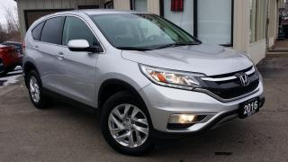 Used 2016 Honda CR-V SE 4WD - BACK-UP CAM! HEATED SEATS! ALLOYS! for sale in Kitchener, ON