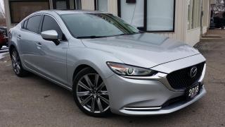 Used 2018 Mazda MAZDA6 Grand Touring - LEATHER! NAV! BACK-UP CAM! BSM! HUD! for sale in Kitchener, ON