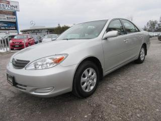 Used 2003 Toyota Camry V6/ LOW MILEAGE for sale in Newmarket, ON