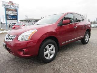 Used 2013 Nissan Rogue ACCIDENT FREE for sale in Newmarket, ON