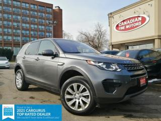Used 2017 Land Rover Discovery Sport LEATHER | NAVI | AWD | 4 NEW SNOW TIRES* | for sale in Scarborough, ON