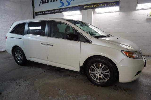 2012 Honda Odyssey EX Power Sliding Doors*Camera*Certified 2 YR Warranty Bluetooth Heated Seats