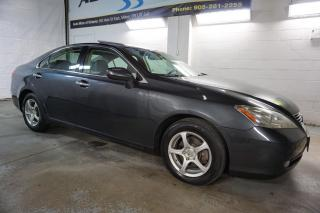 Used 2009 Lexus ES 350 PREMUIM PKG CERTIFIED 2YR WARRANTY SUNROOF HEATED MEMORY LEATHER ALLOYS for sale in Milton, ON