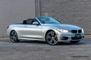 Used 2016 BMW 4 Series 435i xDrive Convertible M PERFORMANCE I&II,WARRANTY for sale in St. Catharines, ON