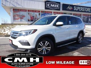 Used 2016 Honda Pilot EX  AWD CAM P/SEAT REM-START 8-PASS 18-AL for sale in St. Catharines, ON