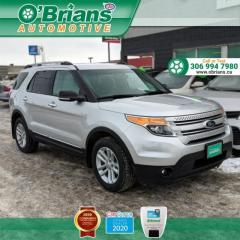Used 2013 Ford Explorer XLT w/4WD, Leather, Navigation, Third-row Seating for sale in Saskatoon, SK