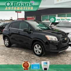 Used 2015 Chevrolet Trax LT w/AWD for sale in Saskatoon, SK