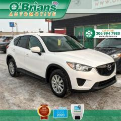 Used 2013 Mazda CX-5 GX for sale in Saskatoon, SK