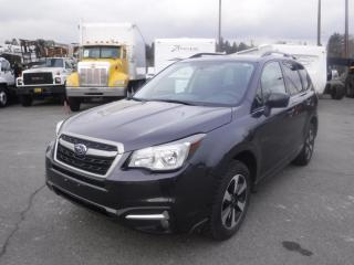 Used 2018 Subaru Forester AWD 2.5i for sale in Burnaby, BC