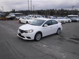 Used 2019 Nissan Sentra SV for sale in Burnaby, BC