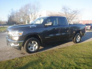 Used 2019 RAM 1500 Tradesman Quad Cab 4WD for sale in Burnaby, BC