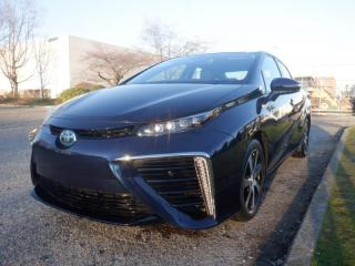 Used 2016 Toyota Mirai Sedan HYDROGEN Fuelcell for sale in Burnaby, BC