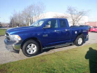 Used 2016 RAM 1500 Tradesman Quad Cab 4WD Short box for sale in Burnaby, BC