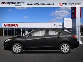 Used 2011 Mazda MAZDA3 GX  - Aluminum Wheels -  Power Windows for sale in Ottawa, ON