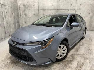Used 2020 Toyota Corolla SEULEMENT 12,112KM CAMERA DE RECUL GARANTIE BLUETOOTH for sale in St-Nicolas, QC
