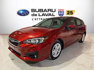 Used 2017 Subaru Impreza 2.0i Touring Hatchback ** Apple Carplay for sale in Laval, QC